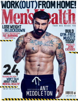 Men's Health - UK Jun 2020