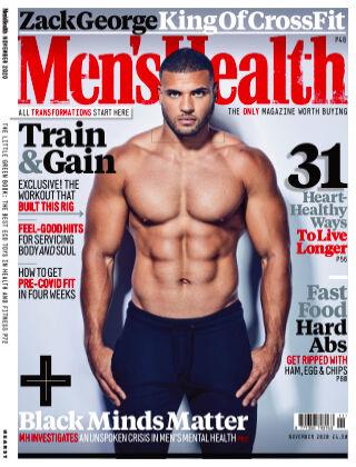 Men's Health - UK November 2020
