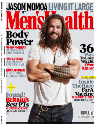 Men's Health - UK December 2020