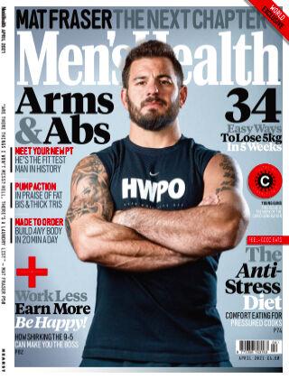 Men's Health - UK April 2021