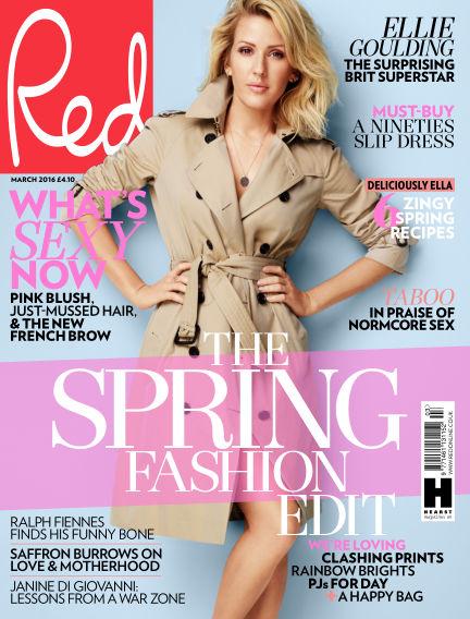 Red - UK February 04, 2016 00:00