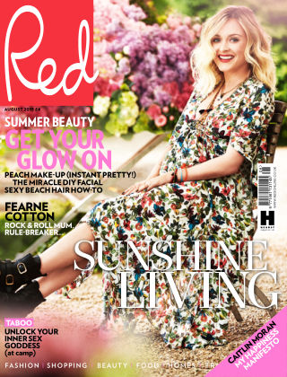 Red - UK August 2015