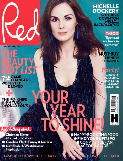 Red - UK December 01, 2015 00:00