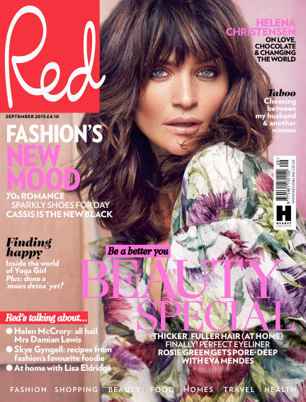 Red - UK August 04, 2015 00:00
