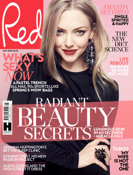 Red - UK April 05, 2016 00:00