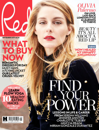 Red - UK September 2016