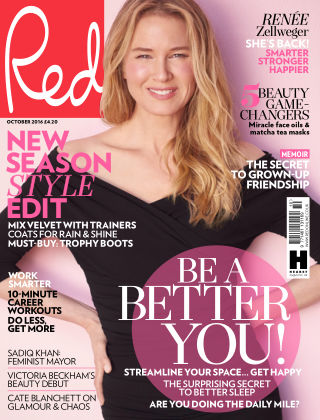 Red - UK October 2016