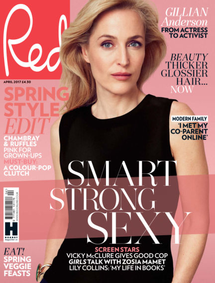 Red - UK March 01, 2017 00:00