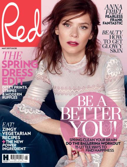 Red - UK April 11, 2017 00:00
