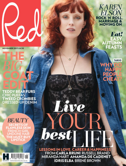 Red - UK October 03, 2017 00:00