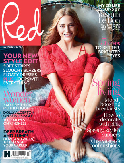Red - UK January 31, 2018 00:00