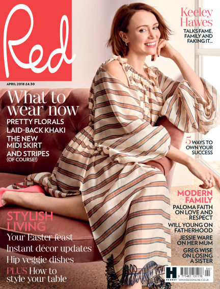 Red - UK February 28, 2018 00:00