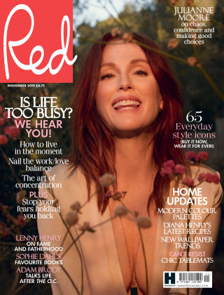 Red - UK Nov 2019