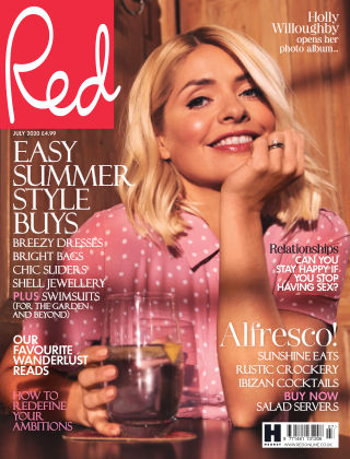 Red - UK July 2020