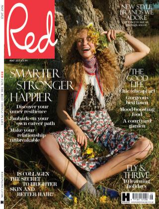 Red - UK May 2021
