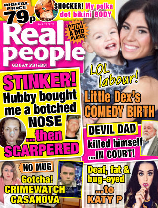 Real People - UK Week 3 2016