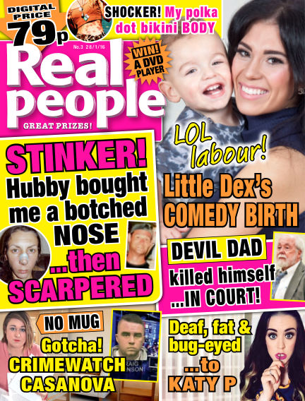 Real People - UK January 21, 2016 00:00