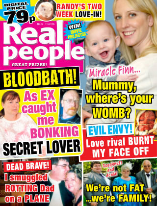 Real People - UK Week 5 2016