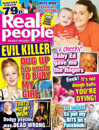 Real People - UK Issue 13 2016