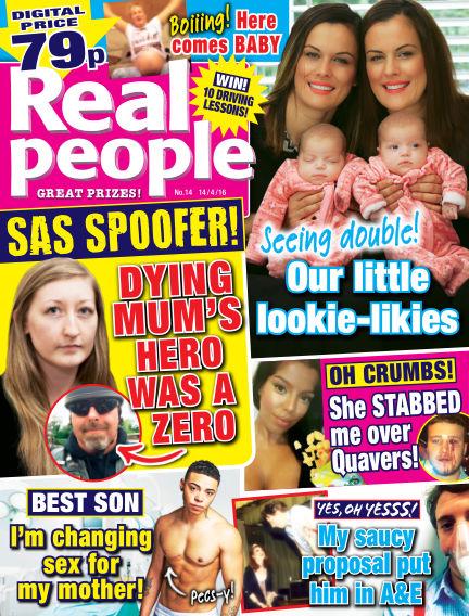 Real People - UK April 07, 2016 00:00