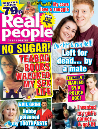 Real People - UK Issue 15 2016