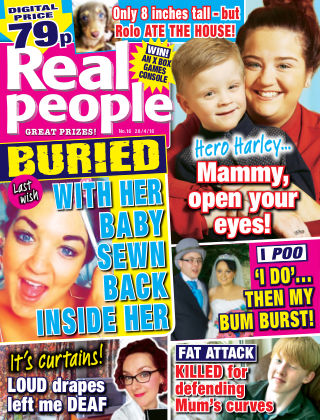 Real People - UK Issue 16 2016