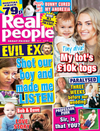 Real People - UK Issue 17 2016