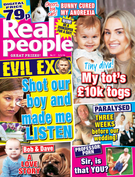 Real People - UK April 28, 2016 00:00