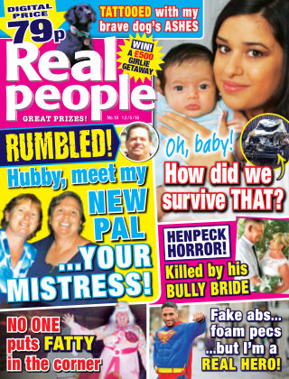 Real People - UK Issue 18 2016