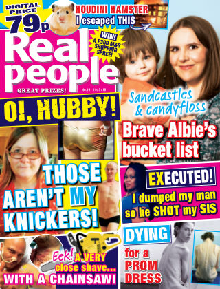 Real People - UK Issue 19 2016