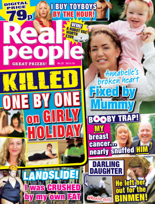 Real People - UK Issue 20 2016