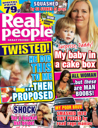 Real People - UK Issue 21 2016