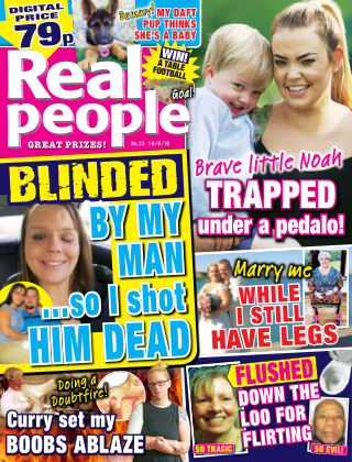 Real People - UK Issue 23 2016