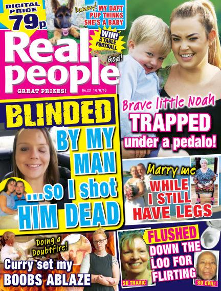 Real People - UK June 09, 2016 00:00