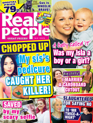 Real People - UK Issue 24 2016