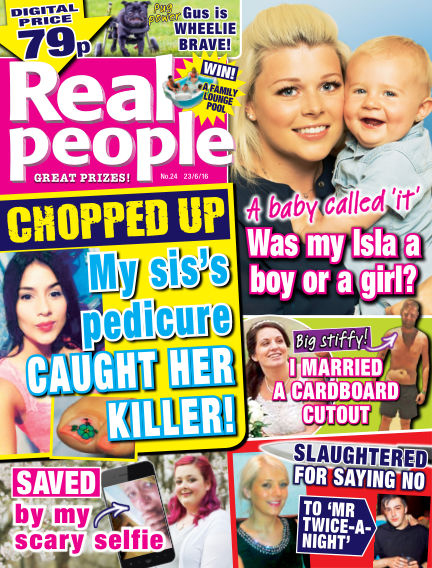 Real People - UK June 16, 2016 00:00