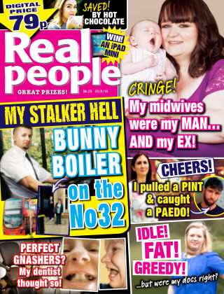 Real People - UK Issue 25 2016
