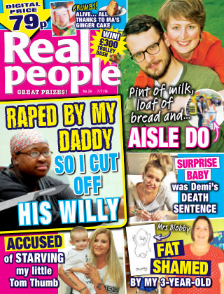 Real People - UK Issue 26 2016