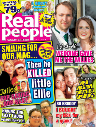 Real People - UK Issue 27 2016