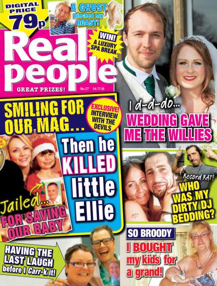 Real People - UK July 07, 2016 00:00