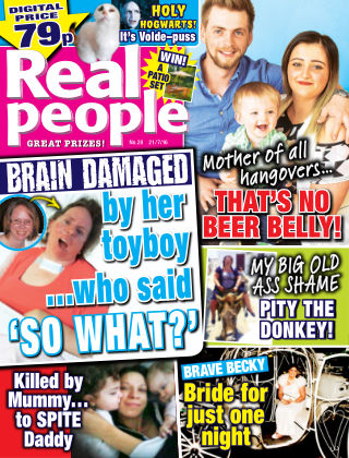 Real People - UK Issue 28 2016