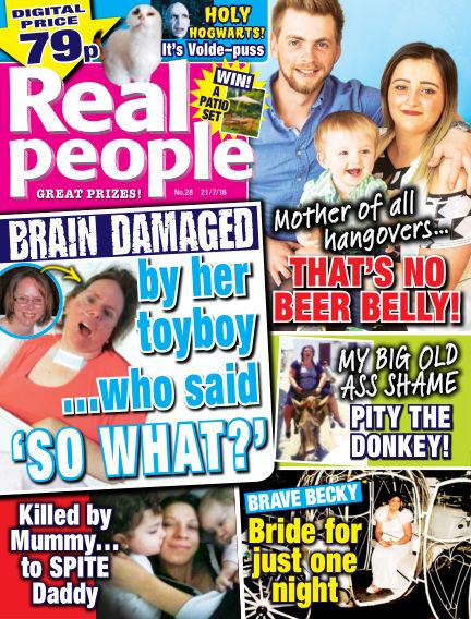 Real People - UK July 14, 2016 00:00