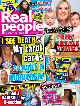 Real People - UK Issue 29 2016
