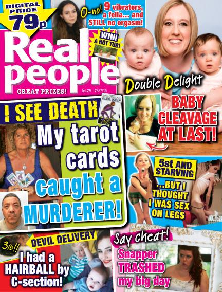 Real People - UK July 21, 2016 00:00
