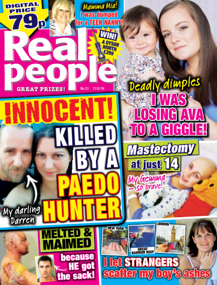 Real People - UK August 04, 2016 00:00