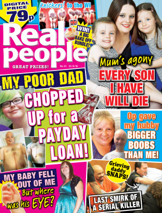 Real People - UK Issue 33 2016