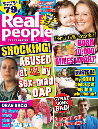 Real People - UK Issue 34 2016
