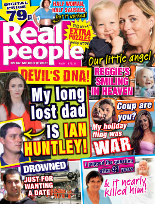 Real People - UK Issue 35 2016