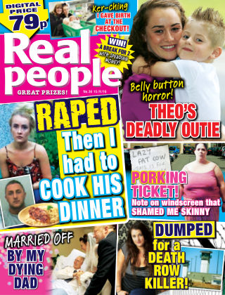 Real People - UK Issue 36 2016