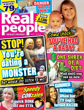 Real People - UK Issue 37 2016